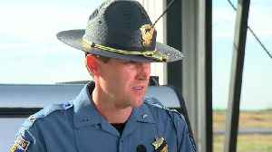 Video: CSP provides update into crash investigation that resulted in death of Trooper William Moden [Video]