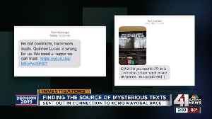 Finding the source of mysterious texts [Video]