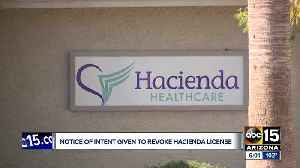 Who is running Hacienda HealthCare? [Video]