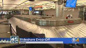 Pickup & Drop-off Changed For Uber & Lyft At DIA [Video]