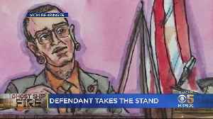 Ghost Ship Fire Defendant Max Harris Takes The Stand [Video]