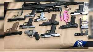 New details released on large Soledad gun bust [Video]