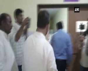 Kitna wicket hua' Bihar Health Minister asks cricket score during meeting over AES outbreak [Video]