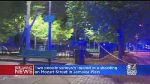 2 Seriously Injured In Jamaica Plain Shooting [Video]