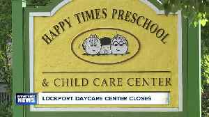 Lockport parents scrambling after daycare closes [Video]
