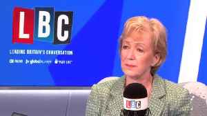 Andrea Leadsom Reveals She's Backing Boris Johnson To Be Next PM [Video]