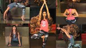 Shilpa Shetty wows with complex yoga poses ahead of International Yoga Day [Video]