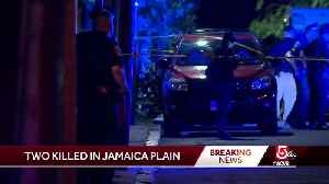 2 shot, killed in Jamaica Plain [Video]