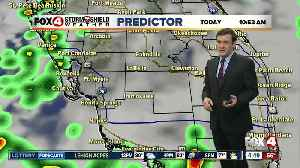 Forecast: Fewer showers and storms, but still morning and afternoon rain for your Tuesday [Video]