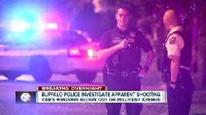 Buffalo police investigate possible shooting on Millicent Avenue [Video]
