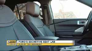 'Dr. Derriere' cures road trip butt blues with new seats in Ford Explorer [Video]