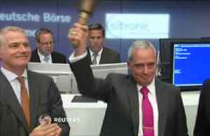 News video: Draghi shock hits euro, boosts stocks