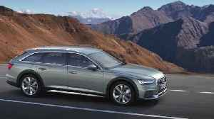 20 years of A6 Avant with off-road qualities - the new Audi A6 allroad quattro [Video]