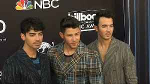 Jonas Brothers debut album 'Happiness Begins' at number one in the U.S. [Video]