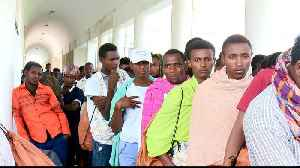 Ethiopian migrants rescued from Yemen [Video]