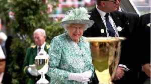 News video: Queen Elizabeth To Lead Royal Procession