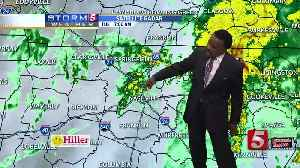 Lelan's morning forecast: Tuesday, June 18, 2019 [Video]
