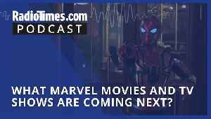 What Marvel movies and TV shows are coming next? [Video]