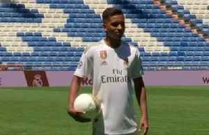Rodrygo ready to wait for his chance to shine at Real Madrid [Video]