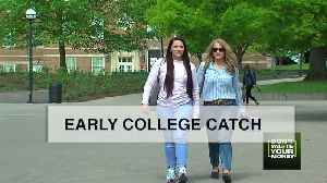 Early college catch: financial aid denied [Video]