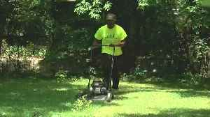 Man mows lawns for veterans in all 50 states [Video]