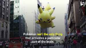 Playing Pokémon as a Kid May Have Altered Your Brain [Video]