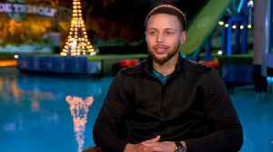 Steph Curry Talks Competitive Miniature Golf Show [Video]