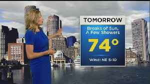 WBZ Midday Forecast For June 18 [Video]
