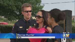 A Day Of Remembrance In Grand Prairie For Fallen Sergeant Gregory Lei Hunter [Video]