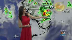 CBSMiami.com Weather @ Your Desk 6-18-19 12PM [Video]