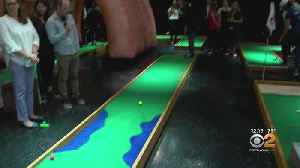 Putt For A Purpose Supports Colorectal Cancer Research [Video]