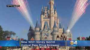 New Walt Disney World Annual Pass Price Increase Goes Into Effect [Video]