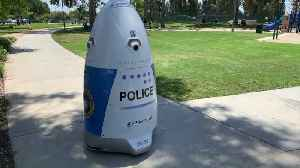SoCal Police Department to Deploy 'RoboCop' to Monitor Public Areas [Video]