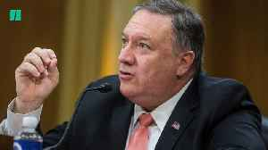 Pompeo On Rising Tensions Against Iran [Video]
