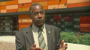 Ben Carson Visits Eco-Friendly Affordable Housing Complex In Minneapolis [Video]