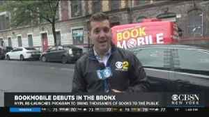 New York Public Library Relaunches Bookmobile [Video]