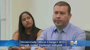 Miami-Dade Officer Charged With Rough Arrest Of Dyma Loving Declared Indigent [Video]