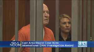 East Area Rapist Case Wins DNA Award [Video]