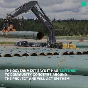 Federal Government Approves Trans Mountain Pipeline Project (Again) [Video]