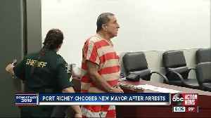 Port Richey voters to pick jailed mayor's replacement [Video]