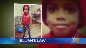 Parents Of Kids With Food Allergies Celebrate Passage Of Elijah's Law [Video]