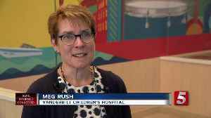 Cardiology unit opens at Vandy Children's [Video]