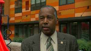 HUD Sec. Ben Carson Visits Twin Cities To Talk Affordable Housing [Video]