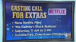 Casting Call For Extras In Denzel Washington's New Netflix Film [Video]