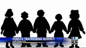 Junction City hosts 3rd annual Human Trafficking Summit [Video]
