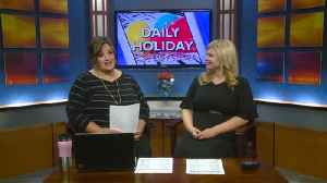 Daily Holiday - National splurge day [Video]