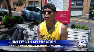 OSF celebrates Juneteenth, marking slavery's end [Video]