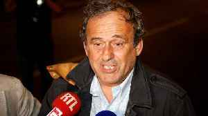 Michel Platini released after questioning over 2022 Qatar World Cup corruption [Video]