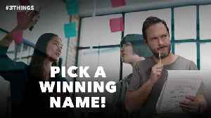 3 Mistakes to Avoid When Naming Your Business [Video]