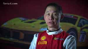 24 Hours of Le Mans 2019 - Interview Eric Cheung [Video]